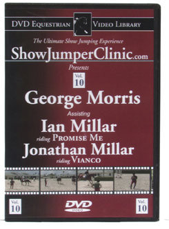 DVD Equestrian Video Library Show Jumping George Morris w/Ian Millar on Promise Me Best Price
