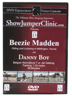 DVD Equestrian Video Library Show Jumping Beezie Madden on Danny Boy Best Price