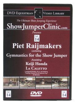 DVD Equestrian Video Library Show Jumping Peit Reijmakers-Gynmastics Best Price