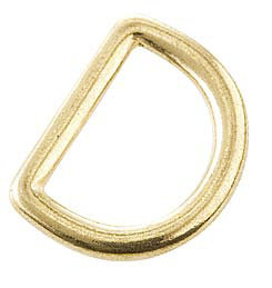Brass Saddle Dee Ring-1 Best Price
