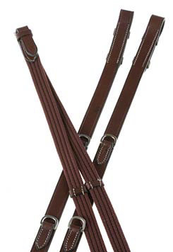 Kincade Web Reins With Grips andamp; Dees Best Price