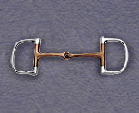 Korsteel Jointed Copper Barrel Ring Racing Dee