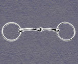JP Bits by Korsteel Loose Ring Snaffle SS