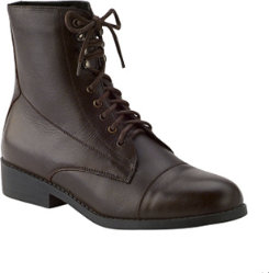 Dublin Reserve Child's Lace Paddock Boot
