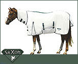 Saxon Softmesh Combo Horse Fly Sheet