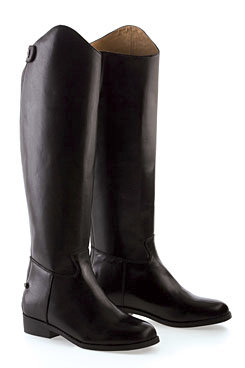 Dublin Aristocrat Dress Boots XTall <font color=#000080>- SIZE:  Extra Tall Reg 7.5   COLOR:  Black</font> Best Price