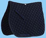 Roma Quilted All Purpose Saddle Pad