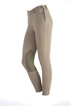 On Course Ladies Premier Side Zip Riding Breeches