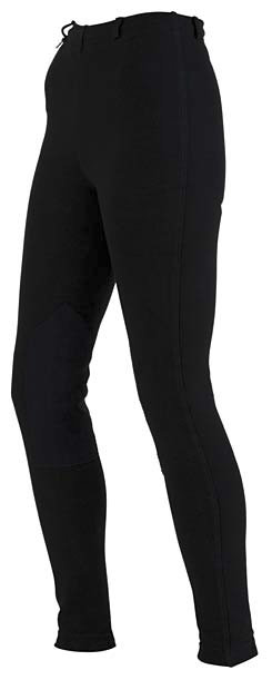 On Course Ladies Cotton Naturals Pull On Riding Breeches