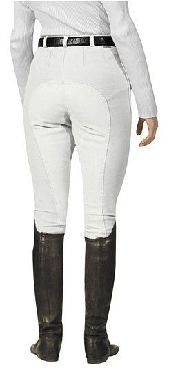 On Course Ladies Shapely Full Seat Riding Breeches