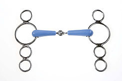 Korsteel Flexi Flavored Jointed Dutch Gag 3 Ring