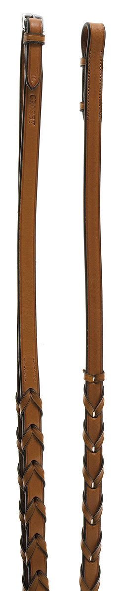 Crosby Laced Reins With Hookstuds Best Price