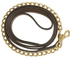 Collegiate Brass Chain Lead Best Price