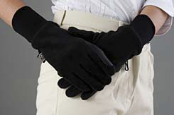Good hands Fleece Waterproof Riding Gloves Best Price