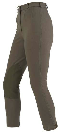 On Course Ladies Shapely Riding Breeches