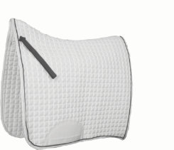 Rome Ecole Swallow Tail Competition Dressage Pad Picture