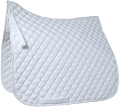 Roma High Wither Quilted Dressage Pad Picture