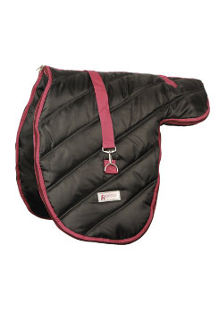 Roma Nylon Saddle Bag