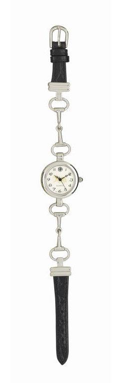 Tempi Ladies Silver Dressage Snaffle Bit Watch Best Price