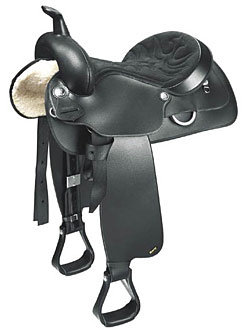 Wintec Western Allrounder Saddle Picture
