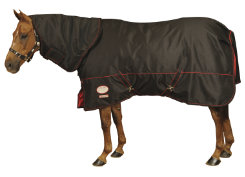 WeatherBeeta Orican Freestyle Detach-a-Neck Heavy Turnout Blanket