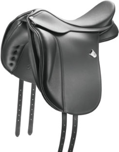 Bates Wide Dressage Saddle with CAIR