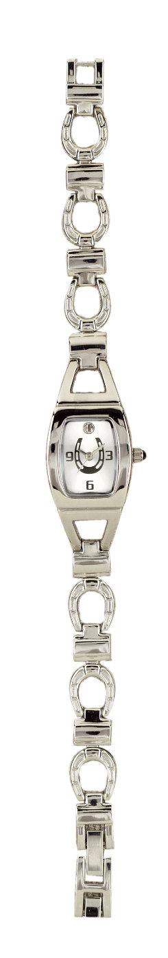 Tempi Ladies  Horseshoe Link Bracelet Watch Best Price