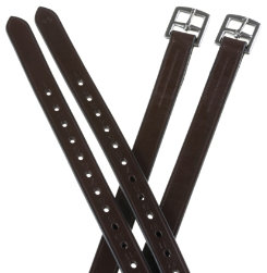 Collegiate 1/2 inch Hole Stirrup Leathers Best Price