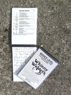 Whinny Widgets 2010 Novice Level Event Test Book Best Price