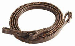 Vespucci Square Raised Laced Reins