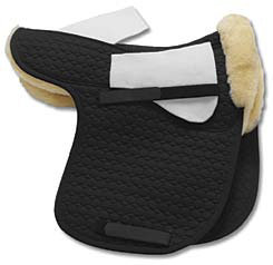 Mattes All Purpose Contour Correction Saddle Pad with Pockets for Shims Best Price