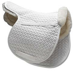 Mattes Dressage Contour Pad with Bare Flaps Best Price