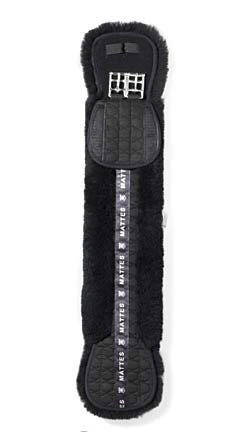Mattes Straight Dressage Sheepskin Girth