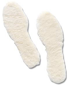 Mattes Sheepskin Insoles