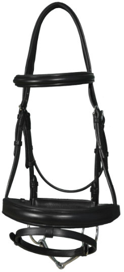 Vespucci Traditional Dressage Bridle Best Price