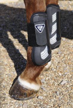 Equilibrium Tri Zone Vented Tendon Boots Best Price