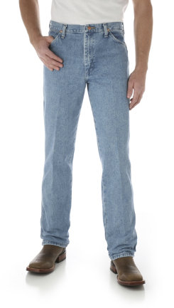 WG Mns Cowboy Cut-Original Fit Jeans Best Price