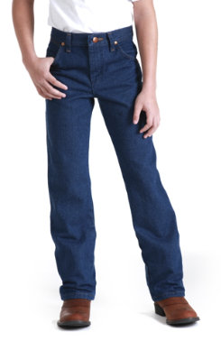 Wrangler Boys Cowboy Cut Husky Fit Jeans (13MW) Best Price