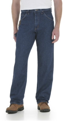 Riggs Workwear Mens Work Horse Relaxed Fit Jeans Best Price