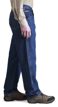 Riggs Workwear Mens Big and Tall Fire Resist Relaxed Jeans Best Price