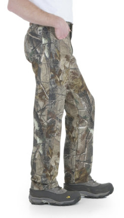 Wranger ProGear Mens Big and Tall 5 Pocket Camo Jean Best Price