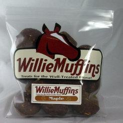 WillieBakery WillieMuffin Horse Treats 8 oz. Bag Best Price