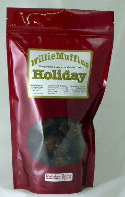 WillieBakery Holiday Spice Muffin Pouch Best Price