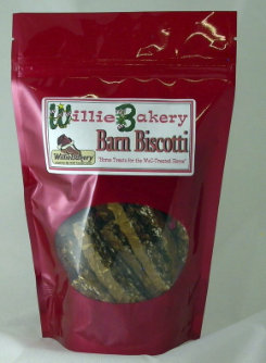 WillieBakery Barn Biscotti Holiday Pouch Best Price