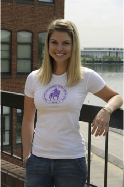 Washington International Horse Show Ladies Tee Shirt Best Price