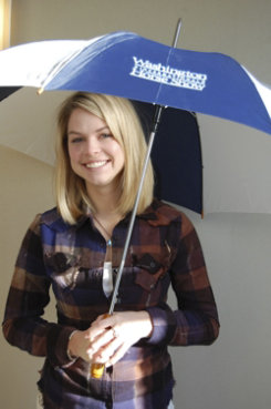 Washington International Horse Show Umbrella Best Price