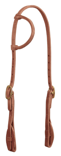 Weaver Quick Change Sliding Ear Headstall
