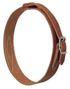 Weaver All Leather Cribbing Strap
