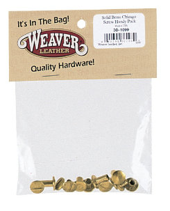 Weaver Chicago Screw Handy Packs