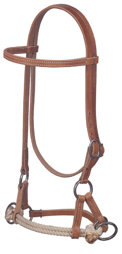 Weaver Harness Leather Side Pull Best Price